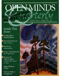 Spring 1999 issue of Open Minds Quarterly