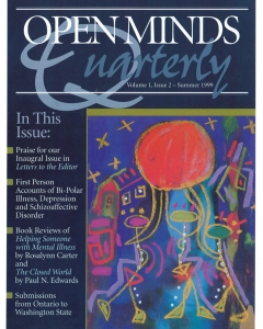 Summer 1999 issue of Open Minds Quarterly