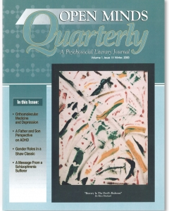 Winter 2000 Issue of Open Minds Quarterly