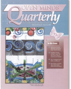Summer 2001 Issue of Open Minds Quarterly