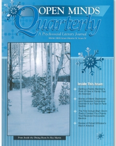 The Winter 2003 Issue of Open Minds Quarterly