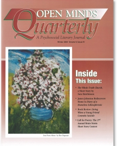 Winter 2004 Issue of Open Minds Quarterly
