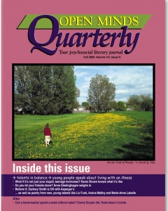 Fall 2005 issue of Open Minds Quarterly
