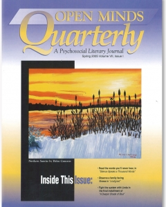 Spring 2005 Issue of Open Minds Quarterly