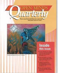 Spring 2006 Issue of Open Minds Quarterly
