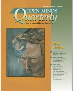 Fall 2007 Issue of Open Minds Quarterly