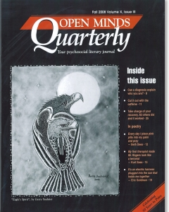 Fall 2008 Issue of Open Minds Quarterly