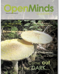 Summer 2009 Issue of Open Minds Quarterly