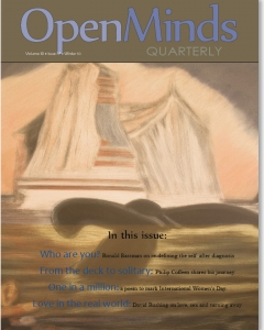 Winter 2010 Issue of Open Minds Quarterly