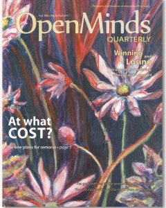 Fall 2011 Issue of Open Minds Quarterly