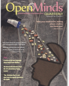 The Fall 2012 Issue of Open Minds Quarterly