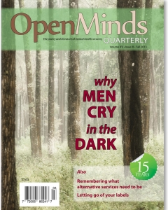 Fall 2013 Issue of Open Minds Quarterly