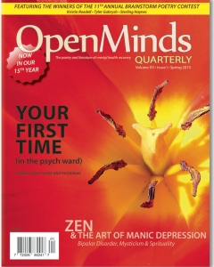 Spring 2013 Issue of Open Minds Quarterly