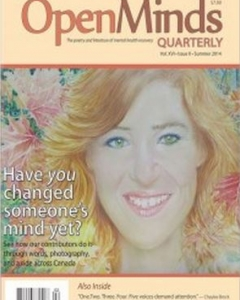 Summer 2014 Issue of Open Minds Quarterly
