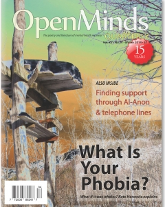 Winter 2014 issue of Open Minds Quarterly