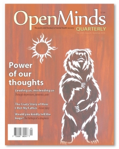 Summer 2015 issue of Open Minds Quarterly