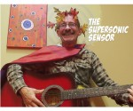 NISA's Superhero Calendar features superheroes like this one, The Supersonic Sensor